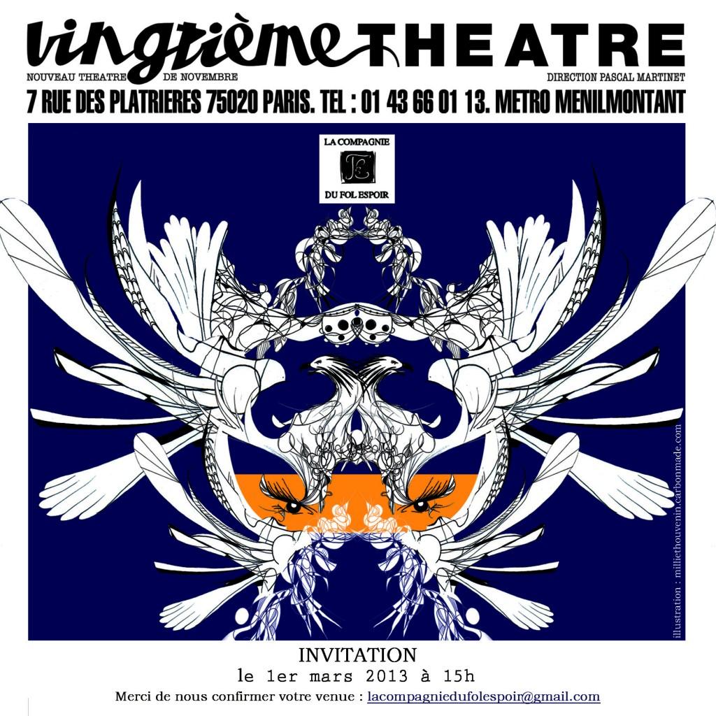 Présentation de projet : le 1er mars - à 15h - au Vingtième théâtre (Paris) flyer-final-a-2-tetes-fonce